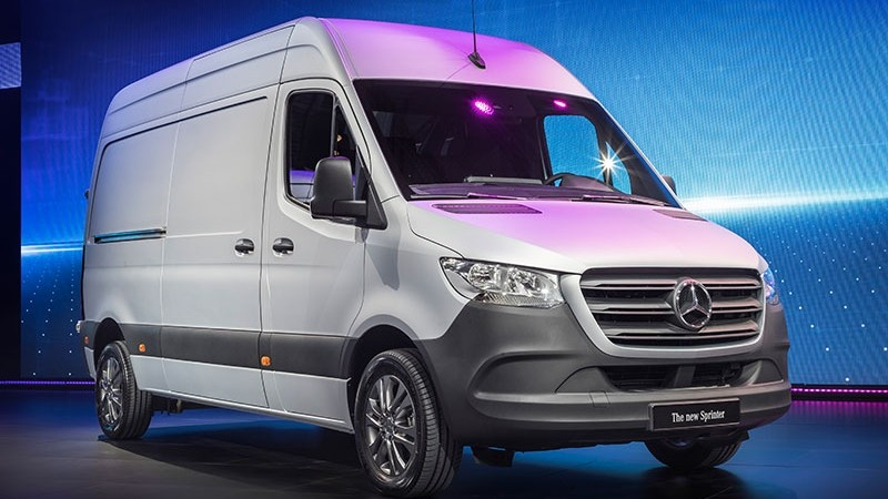 VEICOLI COMMERCIALI Mercedes Sprinter
